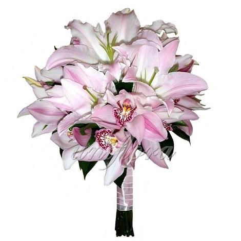 Букет цветов в вазе - allWomens 100