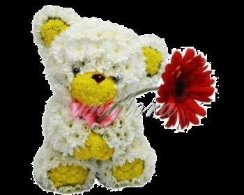 """Композиция """"Я принес тебе цветочек"""""""