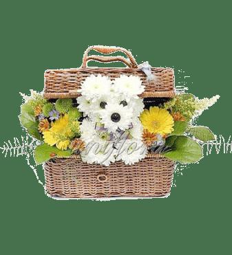 Букет цветов в вазе - allWomens 60