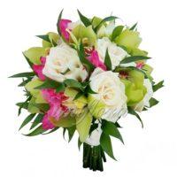 Свадебный букет «Прелестный выбор»