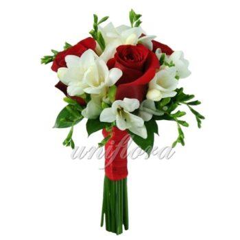 Свадебный букет «Вечная любовь»
