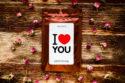 Шоколад «I love you»
